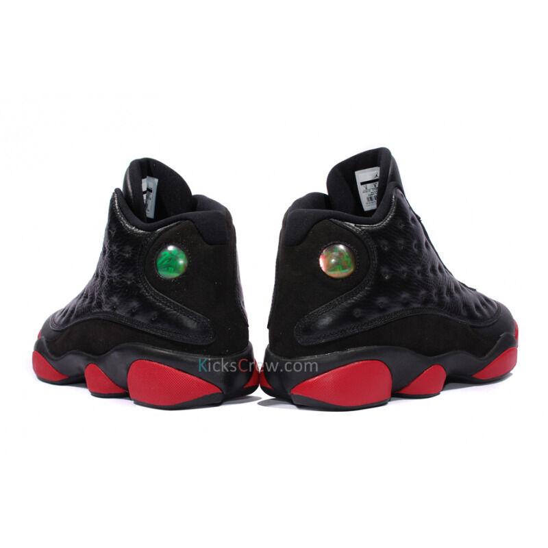 Air Jordan 13 Retro Black Infrared 籃球鞋/運動鞋 (414571-003) 海外預訂