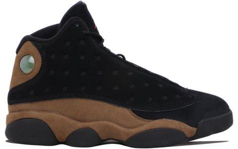 Air Jordan 13 Retro Olive 籃球鞋/運動鞋 (414571-006) 海外預訂