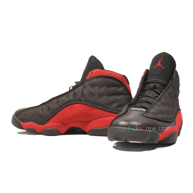 Air Jordan 13 Retro Bred 籃球鞋/運動鞋 (414571-010) 海外預訂