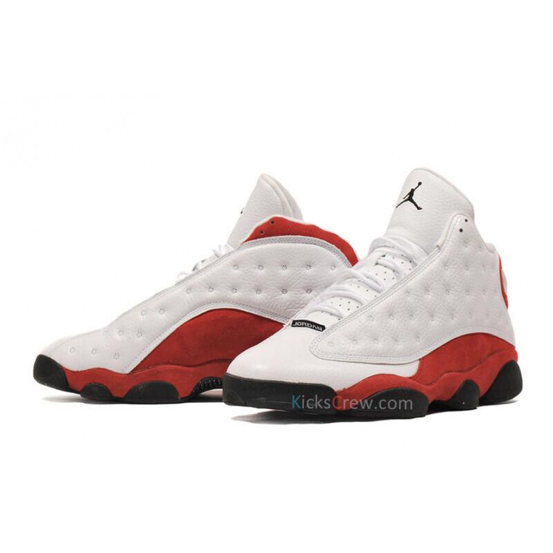 Air Jordan 13 Retro Bulls 籃球鞋/運動鞋 (414571-101) 海外預訂