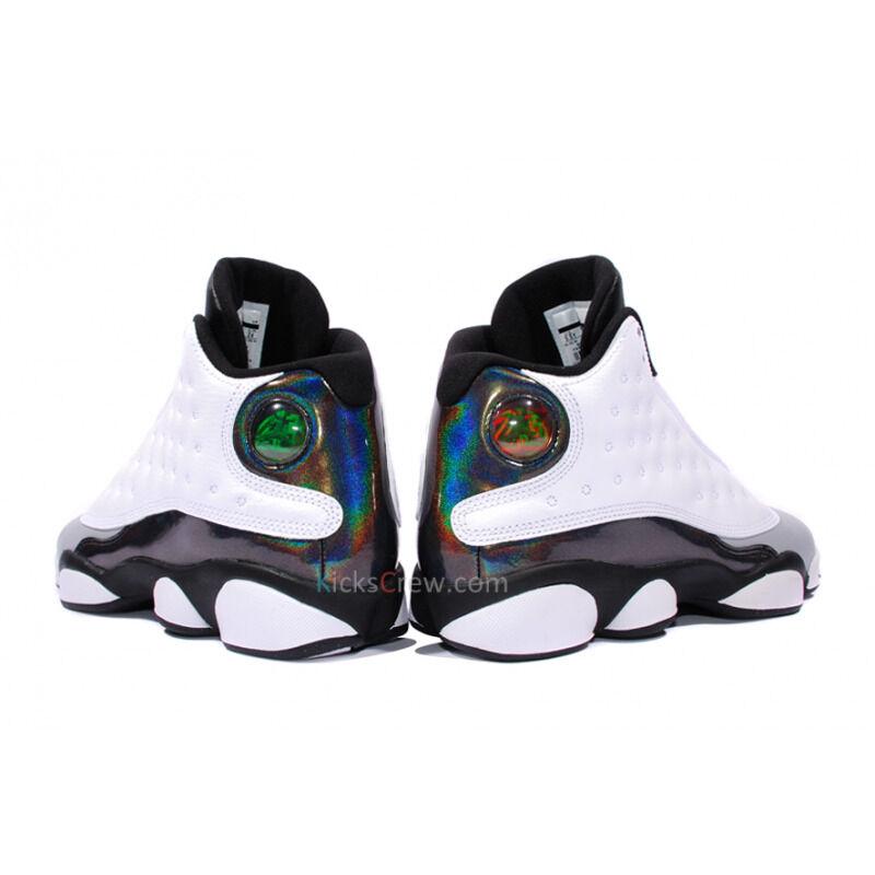 Air Jordan 13 Retro BG Barons Hologram 籃球鞋/運動鞋 (414574-115) 海外預訂