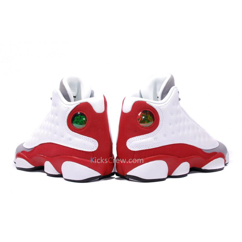 Air Jordan 13 Retro BG Grey Toe 籃球鞋/運動鞋 (414574-126) 海外預訂