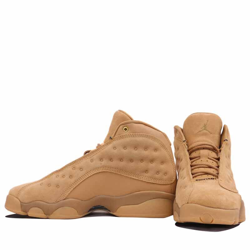 Air Jordan 13 Retro BG Wheat 籃球鞋/運動鞋 (414574-705) 海外預訂