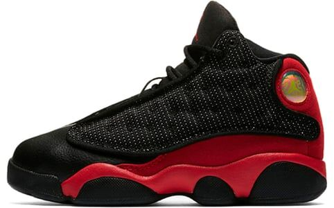 Air Jordan 13 Retro BP Bred 籃球鞋/運動鞋 (414575-004) 海外預訂