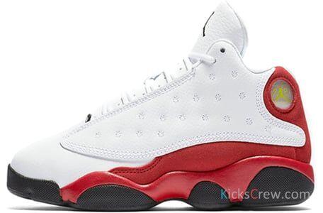 Jordan 13 Retro BP White 籃球鞋/運動鞋 (414575-122) 海外預訂