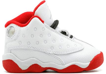 Air Jordan 13 Retro TD 'History of Flight' White/University Red/Metallic Silver 籃球鞋/運動鞋 (414581-103) 海外預訂