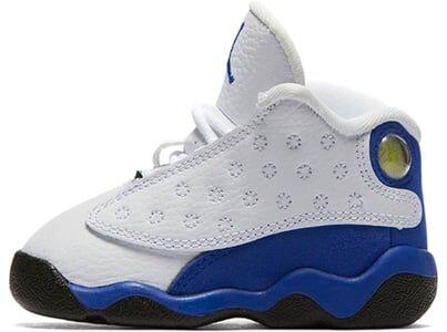Air Jordan 13 Retro TD White Royal 籃球鞋/運動鞋 (414581-117) 海外預訂