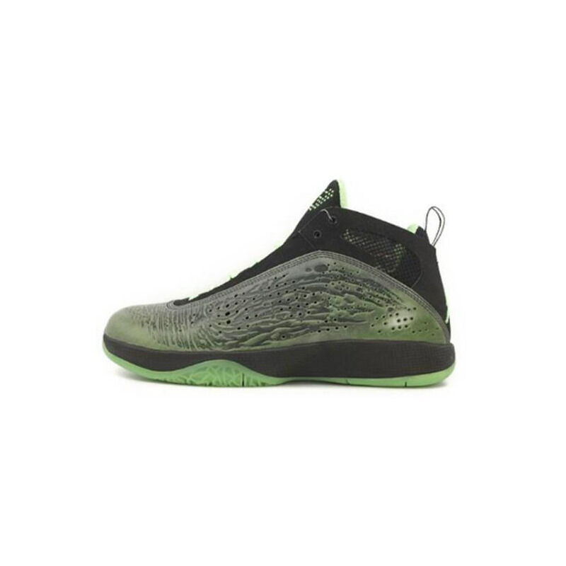 Air Jordan 2011 'Warrior Pack - Neon Lime' Black/Neon Lime 籃球鞋/運動鞋 (436771-003) 海外預訂