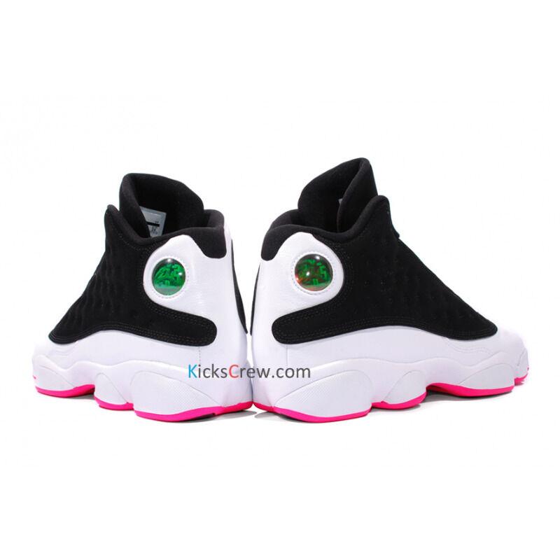 Air Jordan 13 Retro GG Black Hyper Pink 籃球鞋/運動鞋 (439358-008) 海外預訂