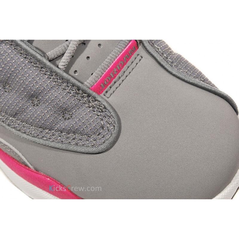 Air Jordan 13 GS Cool Grey Fusion Pink 籃球鞋/運動鞋 (439358-029) 海外預訂