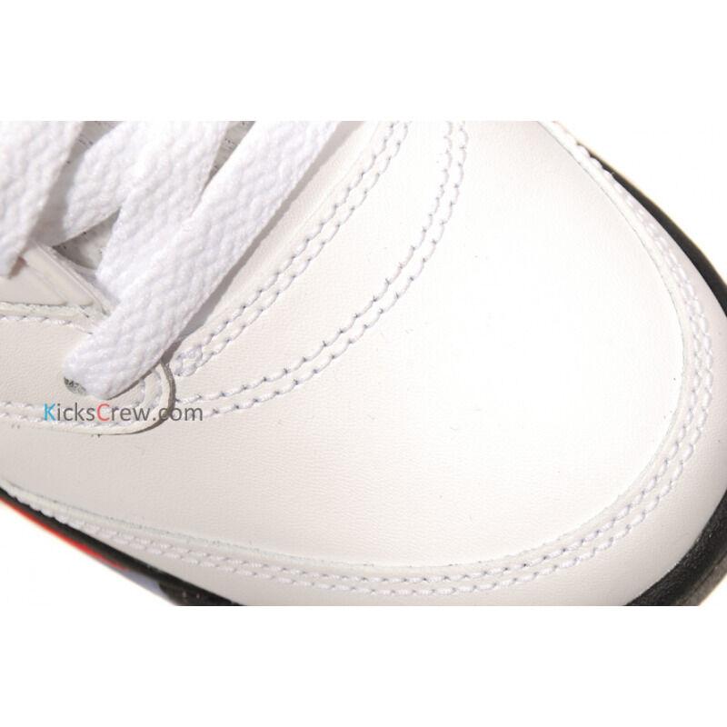 Nike Air Jordan 5 Retro GS White Fire Red 籃球鞋/運動鞋 (440888-100) 海外預訂