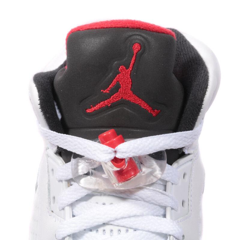 Air Jordan 5 Retro BG White Cement 籃球鞋/運動鞋 (440888-104) 海外預訂