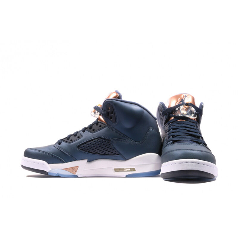Air Jordan 5 Retro BG Bronze 籃球鞋/運動鞋 (440888-416) 海外預訂
