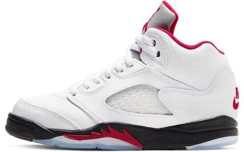 Jordan 5 Retro PS Fire Red 籃球鞋/運動鞋 (440889-102) 海外預訂