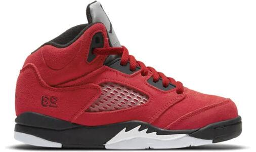 Jordan 5 Retro Raging Bull Red 2021 籃球鞋/運動鞋 (440889-600) 海外預訂