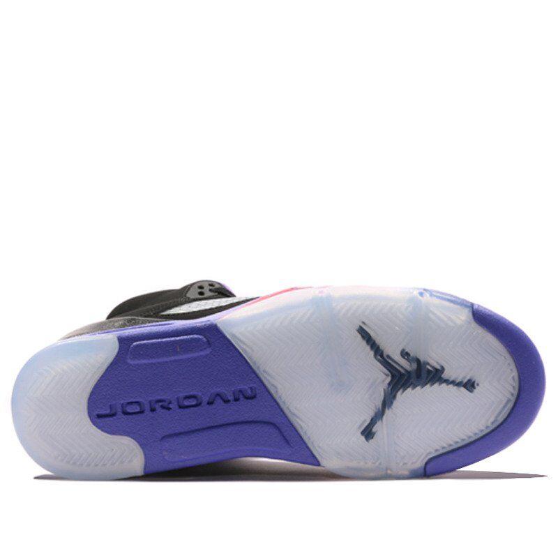Air Jordan 5 Retro BG Raptors 籃球鞋/運動鞋 (440892-017) 海外預訂