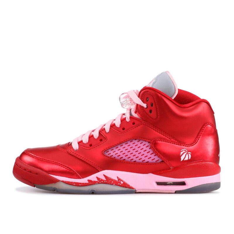 Air Jordan 5 Retro'Valentines Day' GG Gym Red/Ion Pink 籃球鞋/運動鞋 (440892-605) 海外預訂