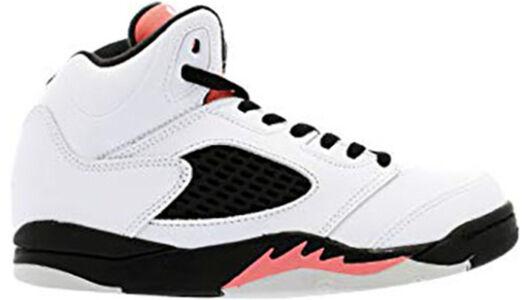 Air Jordan 5 Retro PS 'White Sunblush' White/Sunblush-Black 籃球鞋/運動鞋 (440893-115) 海外預訂