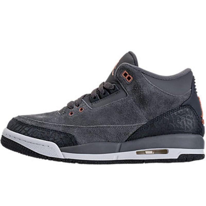 Air Jordan 3 Retro GG Anthracite Bronze 籃球鞋/運動鞋 (441140-035) 海外預訂