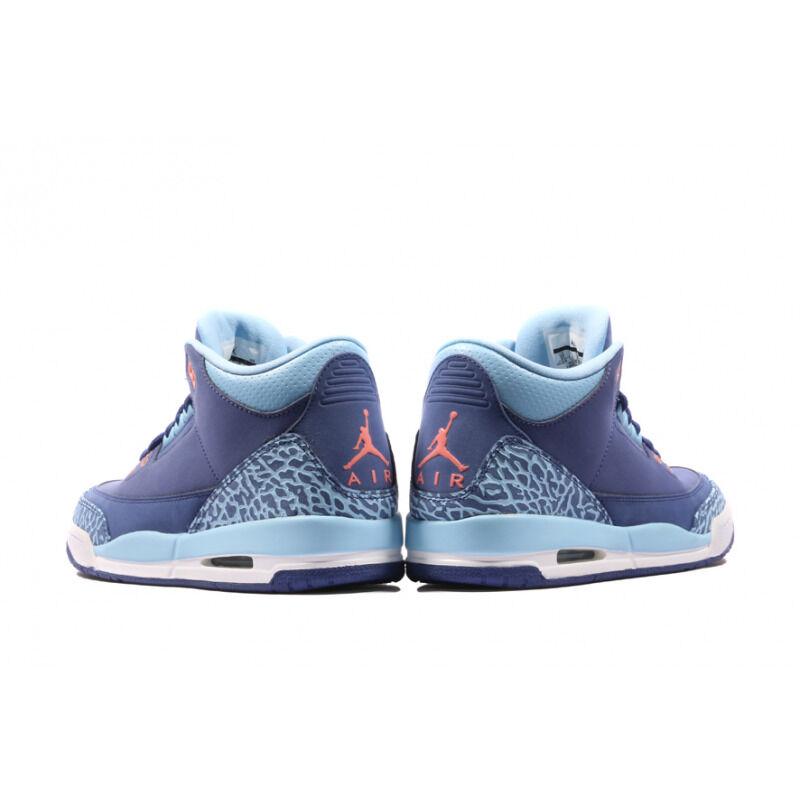 Air Jordan 3 Retro GG Dark Purple Dust 籃球鞋/運動鞋 (441140-506) 海外預訂