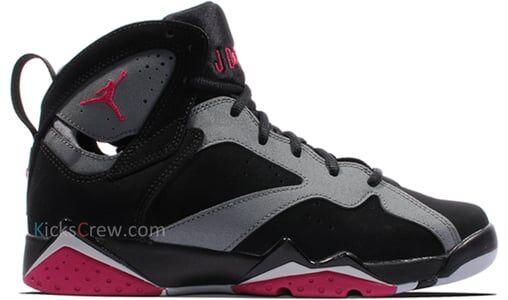 Air Jordan 7 Retro GG Sport Fuchsia 籃球鞋/運動鞋 (442960-008) 海外預訂