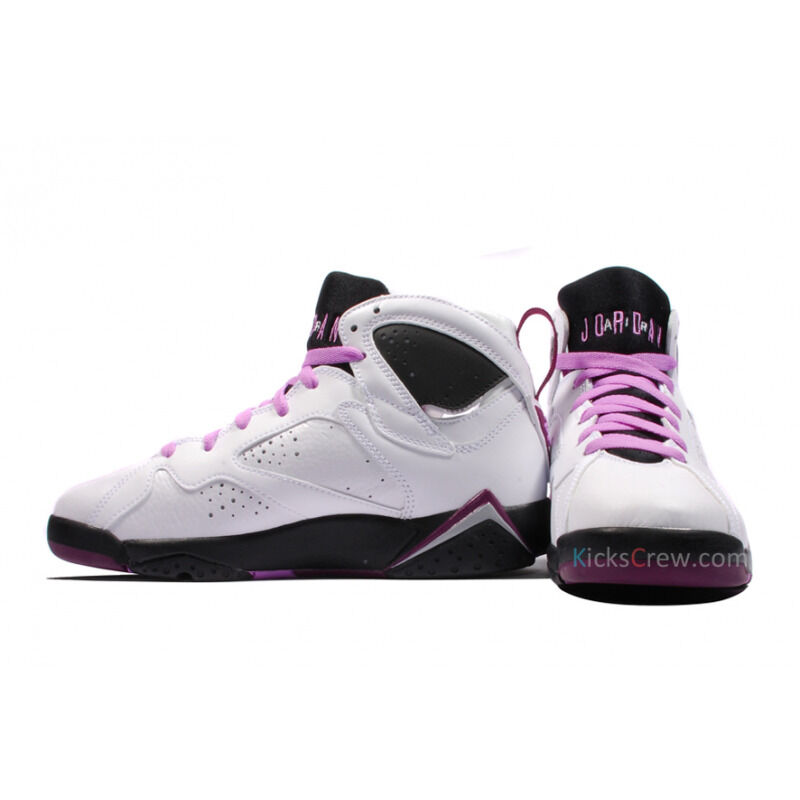 Air Jordan 7 Retro GG White Fuchsia Glow 籃球鞋/運動鞋 (442960-127) 海外預訂