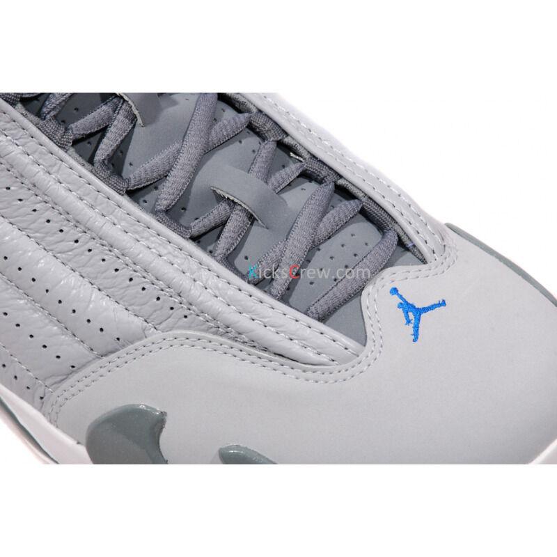 Air Jordan 14 Retro Wolf Grey 籃球鞋/運動鞋 (487471-004) 海外預訂