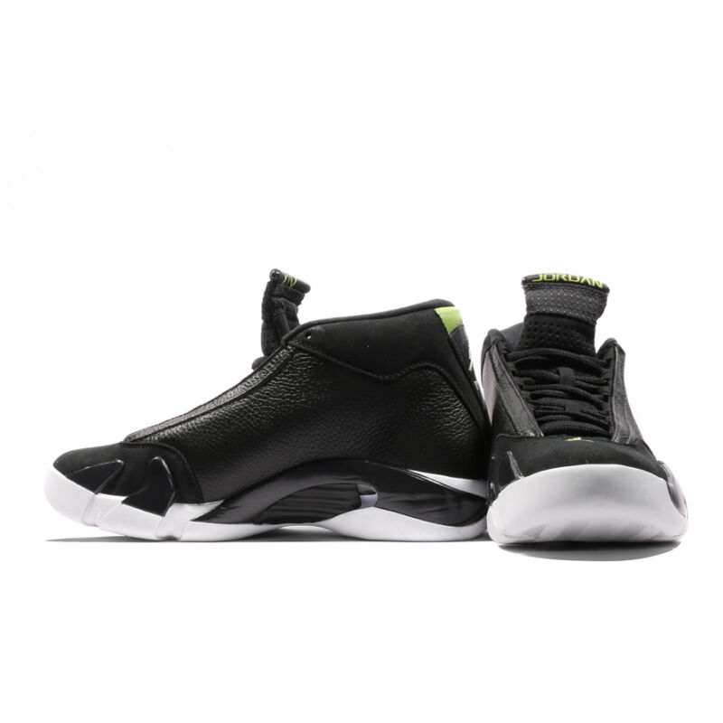 Air Jordan 14 Retro Vivid Green 籃球鞋/運動鞋 (487471-005) 海外預訂