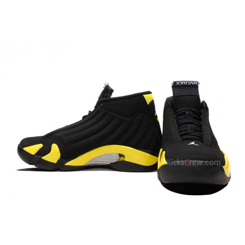 Air Jordan 14 Retro Thunder 籃球鞋/運動鞋 (487471-070) 海外預訂