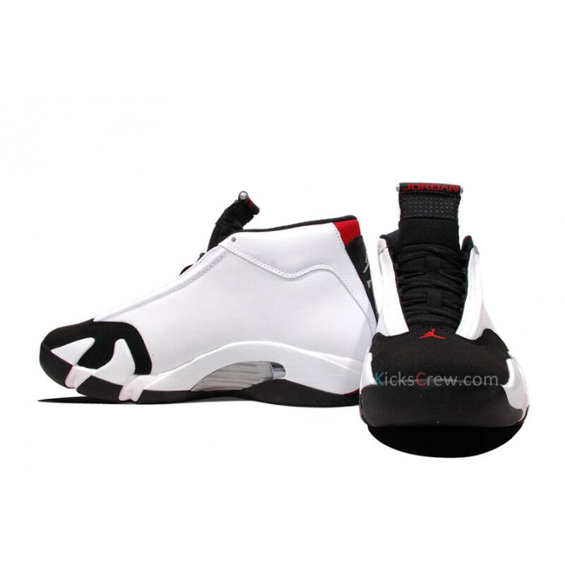 Air Jordan 14 Retro Black Toe 籃球鞋/運動鞋 (487471-102) 海外預訂