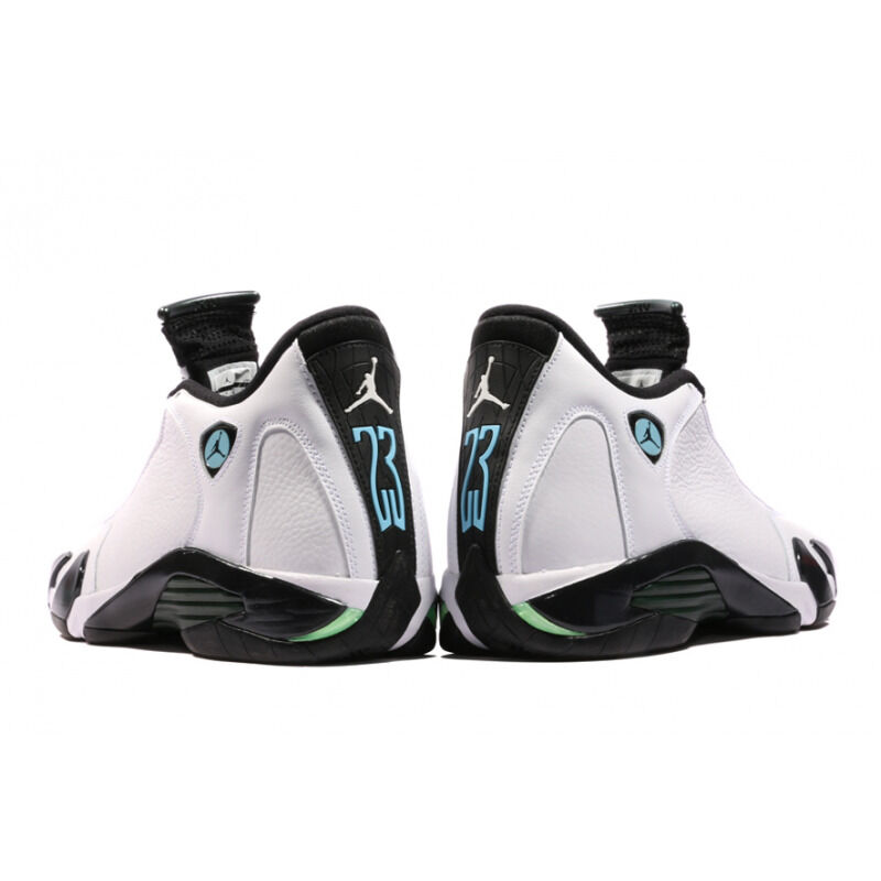 Air Jordan 14 Retro Oxidized Green 籃球鞋/運動鞋 (487471-106) 海外預訂