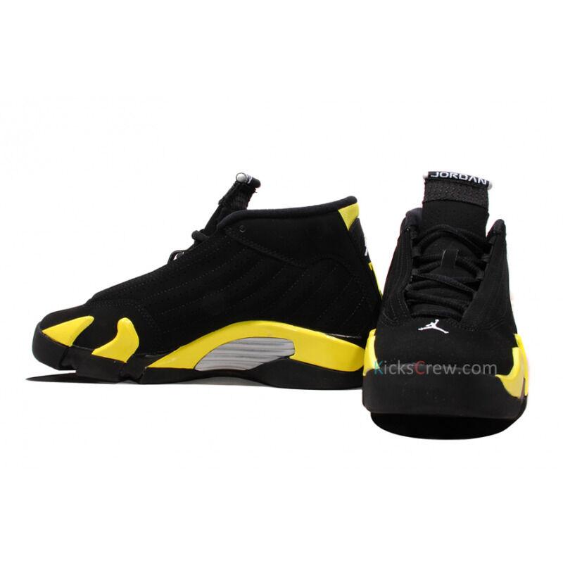 Air Jordan 14 Retro GS Thunder 籃球鞋/運動鞋 (487524-070) 海外預訂