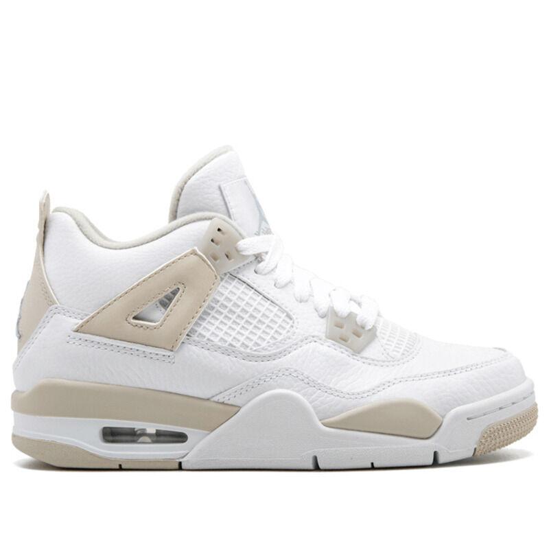 Air Jordan 4 Retro GG Linen 籃球鞋/運動鞋 (487724-118) 海外預訂
