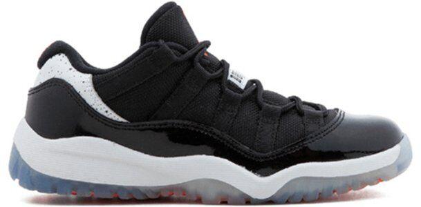 Jordan 11 Retro Low BP 'Infrared 23' Black/Infrared 23-Pr Platinum 籃球鞋/運動鞋 (505835-023)