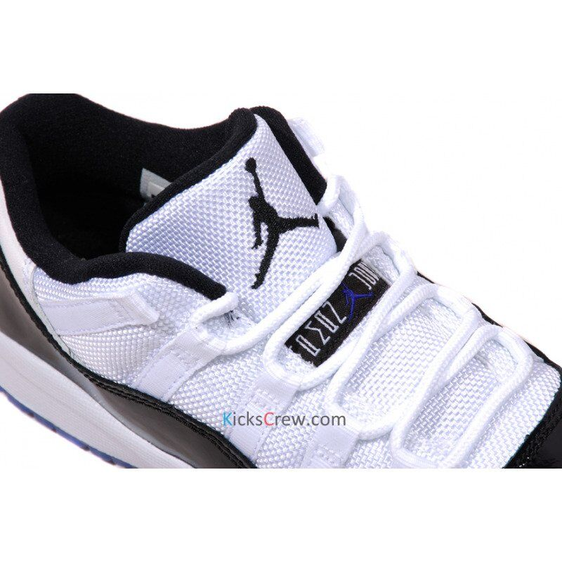 Jordan 11 Retro Low BP Concord 籃球鞋/運動鞋 (505835-153) 海外預訂