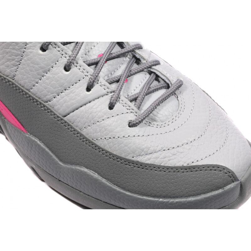 Air Jordan 12 Retro GG Wolf Grey Vivid Pink 籃球鞋/運動鞋 (510815-029) 海外預訂