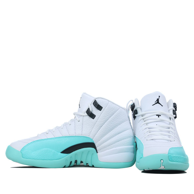 Air Jordan 12 Retro GG Light Aqua 籃球鞋/運動鞋 (510815-100) 海外預訂