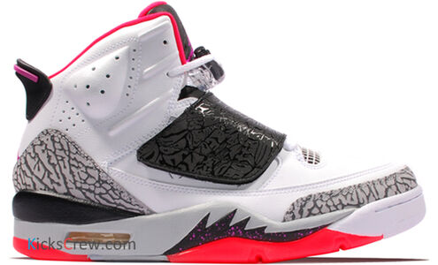 Jordan Son Of Mars Hot Lava 跑步鞋/運動鞋 (512245-105) 海外預訂