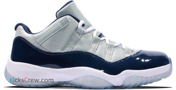 Air Jordan 11 Retro Low Georgetown 籃球鞋/運動鞋 (528895-007) 海外預訂