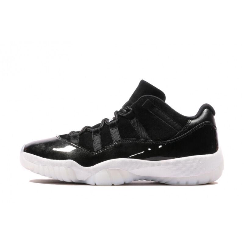 Air Jordan 11 Retro Low Barons 籃球鞋/運動鞋 (528895-010) 海外預訂
