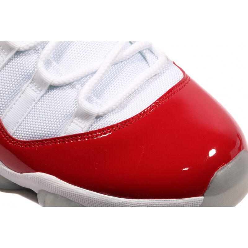 Air Jordan 11 Retro Low White Varsity Red 籃球鞋/運動鞋 (528895-102) 海外預訂