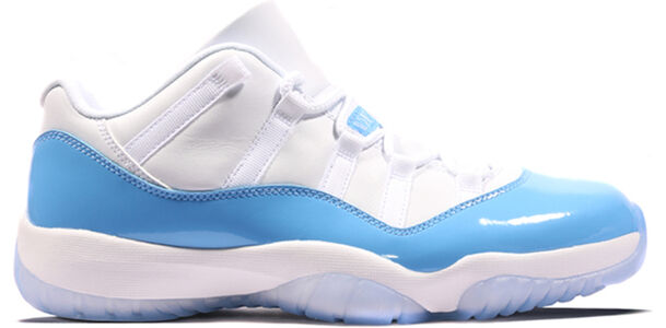 Air Jordan 11 Retro Low UNC - University Blue 籃球鞋/運動鞋 (528895-106) 海外預訂