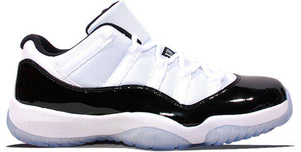 Air Jordan 11 Retro Low Concord 籃球鞋/運動鞋 (528895-153) 海外預訂
