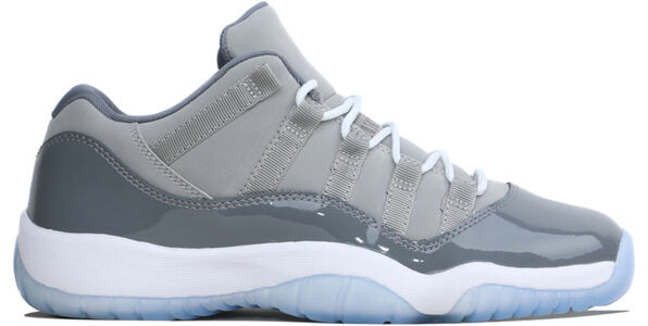 Air Jordan 11 Retro Low GS Cool Grey 籃球鞋/運動鞋 (528896-003) 海外預訂