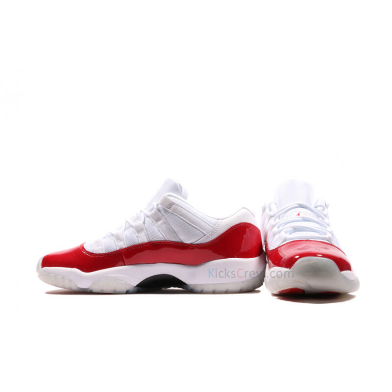 Air Jordan 11 Retro Low BG Varsity Red 籃球鞋/運動鞋 (528896-102) 海外預訂