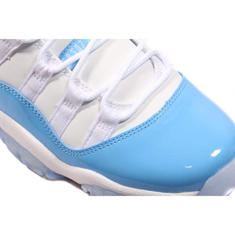 Air Jordan 11 Retro Low BG UNC - University Blue 籃球鞋/運動鞋 (528896-106) 海外預訂