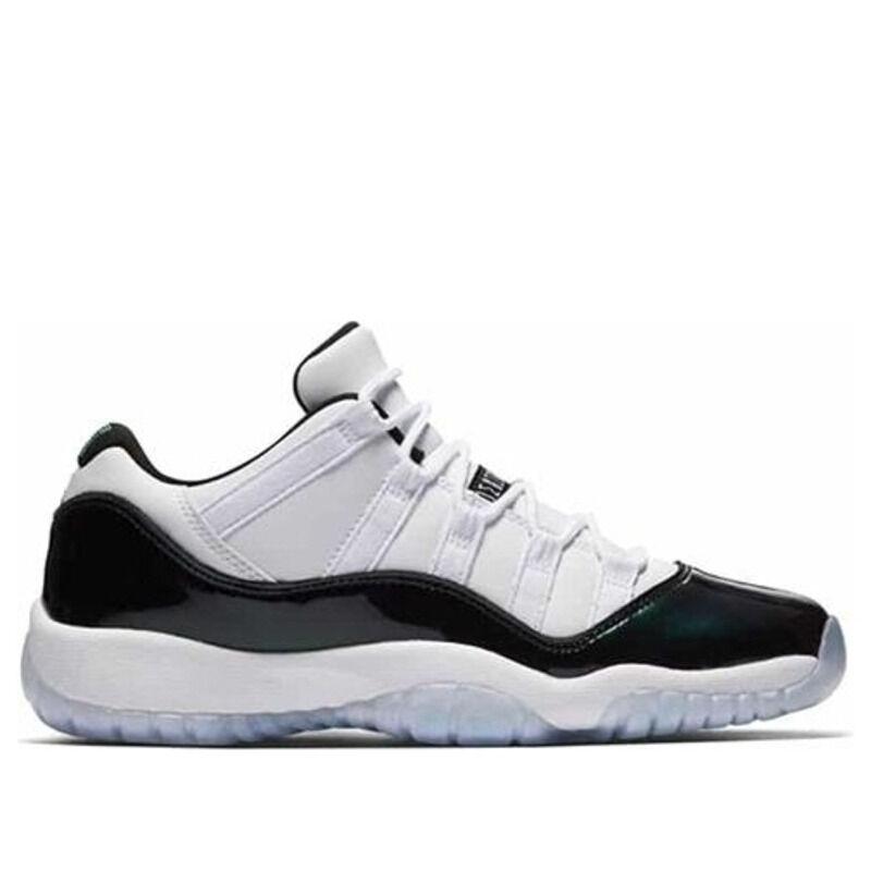 Air Jordan 11 Retro Low BG Iridescent 籃球鞋/運動鞋 (528896-145) 海外預訂