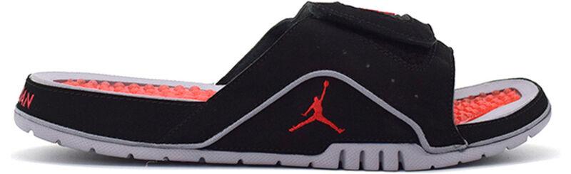Jordan Hydro IV Retro Black Beach & Pool Slides/Slippers (532225-006) 海外預訂