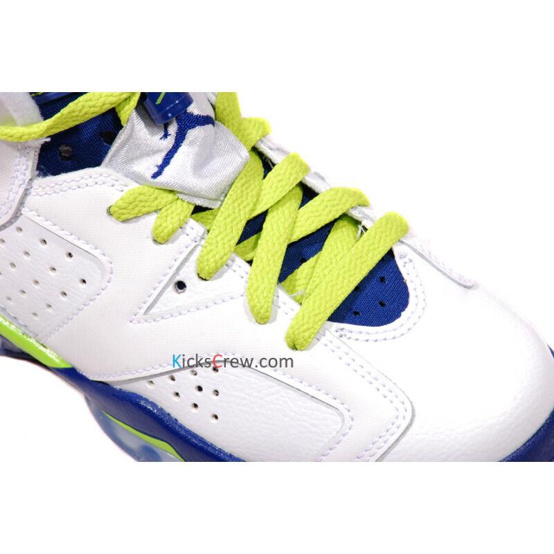 Air Jordan 6 Retro GG Fierce Green 籃球鞋/運動鞋 (543390-108) 海外預訂