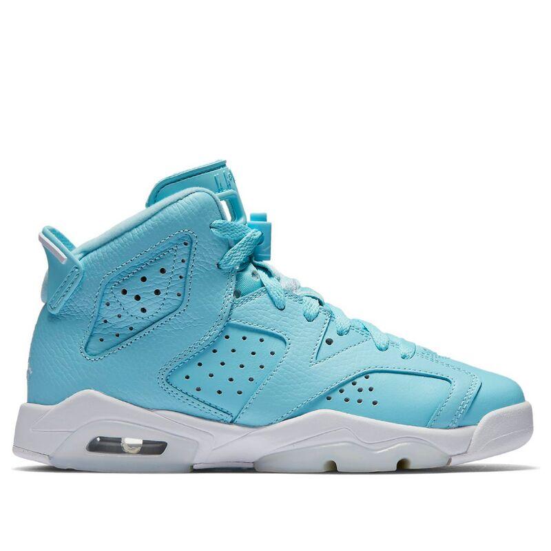 Air Jordan 6 Retro 'Pantone' GG Still Blue/White 籃球鞋/運動鞋 (543390-407) 海外預訂